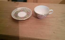 Princess diana miniture cup & saucer