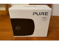 Pure Jongo T2 Wireless Speaker with Wi-Fi and Bluetooth - Black