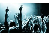 Lead guitarist required for busy London party band - £200 per show