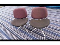 two quality orangebox hair salon chairs ,can deliver