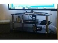 Tv stand coffee table and corner stand