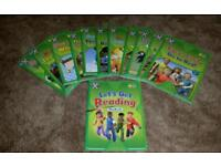 Oxford reading tree project X books