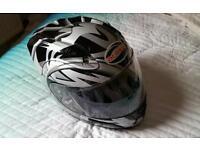 Arashi kids bike helmet