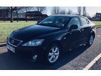 Lexus is 2008 reg diesel px welcome at trade