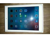 IPad Air Perfect condition 16gb Silver