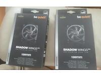 New Be quiet shadow wings 120mm pmw fan