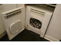 Zanussi TC180w Condenser Tumble Dryer 3.4 litres White