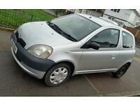 Toyota Yaris 2000 low mileage 98k only