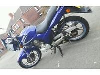 Kymco pulsar lx 125 up for swapz