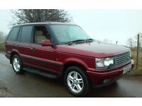 2001 LAND ROVER P38 RANGE ROVER 4.0 V8 VOGUE HSE AUTOMATIC 1 YEARS MOT SERVICE HISTORY