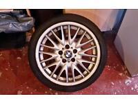 BMW MV1 Genuine Alloy Wheel - 3 series e36 e46