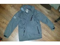 Mens Winter Thermal Coat Jacket Medium