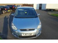 Ford S-max tdci 2.0 140bhp 7 seater