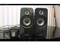 Creative Inspire PC/Ipod Speakers