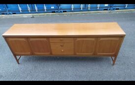 1960s 70's Teak Nathan Sideboard,Possible Delivery