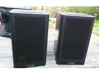Mission 760i Stereo Hifi Monitor Speakers
