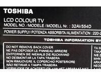 "(Wanted)Toshiba regza 32 "" tv stand"