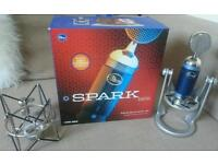 Blue spark digital microphone usb for Ipad and pc.