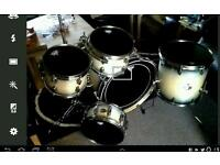 LUDWIG 5pc CENTINITAL EPIC KIT