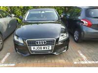 audi a4 1.8t 2008 new shape cat d light damage repaired