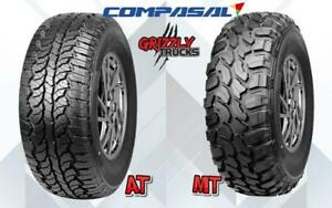 "HOLIDAY SEASON SALE !!! MUD TIRES AND ALL TERRAINS !!!! SHIPPING AVAILABLE !!! 33"" OR 35"" ---$799 ONLY"