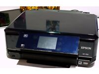 Epson XP-700 Wireless All in One Printer Refurbished No INKs
