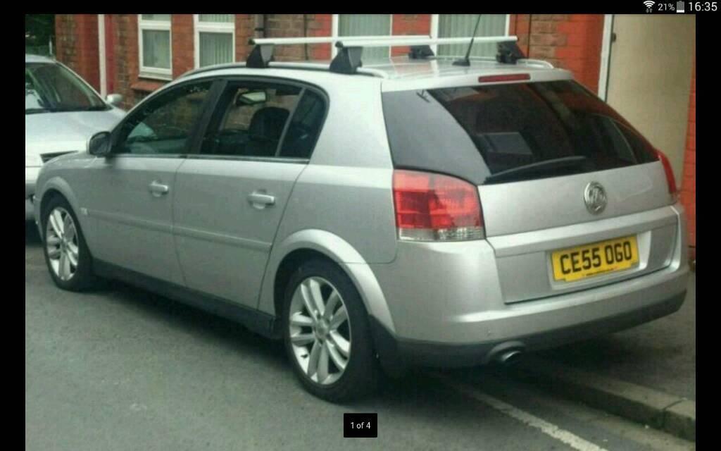 Vauxhall signum 1.9 cdti 11months mot
