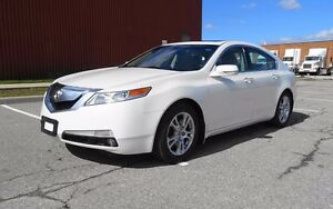 2009 Acura TL Navigation.Leather.loaded.Warranty Available.