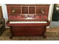 C Bechstein piano 1898 tuned, inspected and appraised