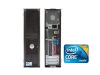 DELL OPTIPLEX 760 Desktop Computer PC/500GB HDD/ 3GB RAM/ WINDOWS 7/ MS OFFICE