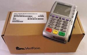 Brand new Verifone - VX810 Credit Card Terminals Interac PTID