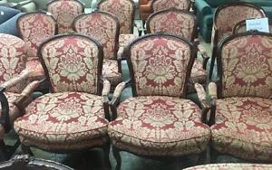 BLOW OUT SALE OF ACCENT CHAIRS, TUB CHAIRS, MIRRORS AND DESKS @ SOURCE LIQUIDATIONS, 3105 DIXIE RD, MISSISSAUGA!!!!!