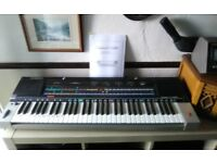 Casio ct 6000 keyboard