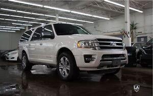 2017 Ford Expedition Max Platinum  $379*