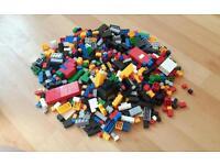Lego compatible blocks