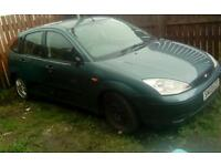 Ford focus 1.8 tddi diesel spairs or repairs