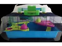 Hamster Heaven Metro Cage