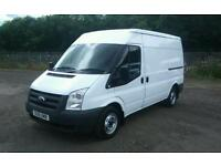 FORD TRANSIT 280/85 MWB SEMI HIGH ROOF 2010 1 OWNER ONLY 45000 MILES
