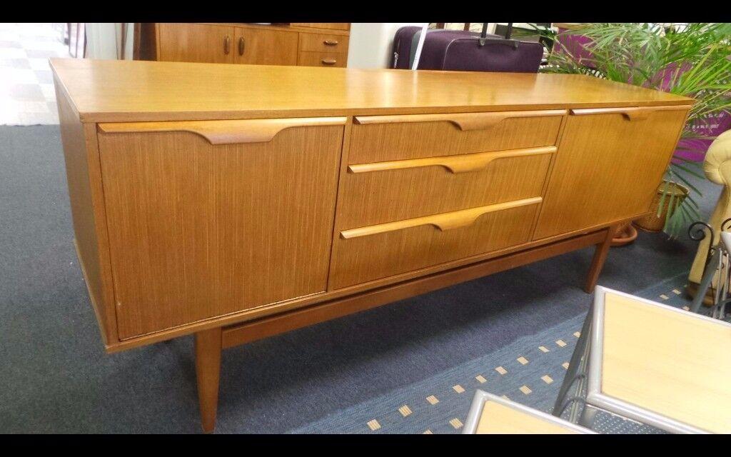 Retro Vintage 1960s Sideboard,Excellent Condition