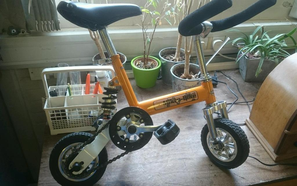 Mini Bike Micro Bike Pedal Bike Original Clown Bike