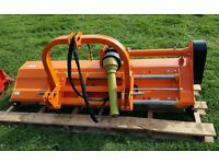 Flail Mower 1.15m to 2.20m Starting from £1,079 + VAT Brand New