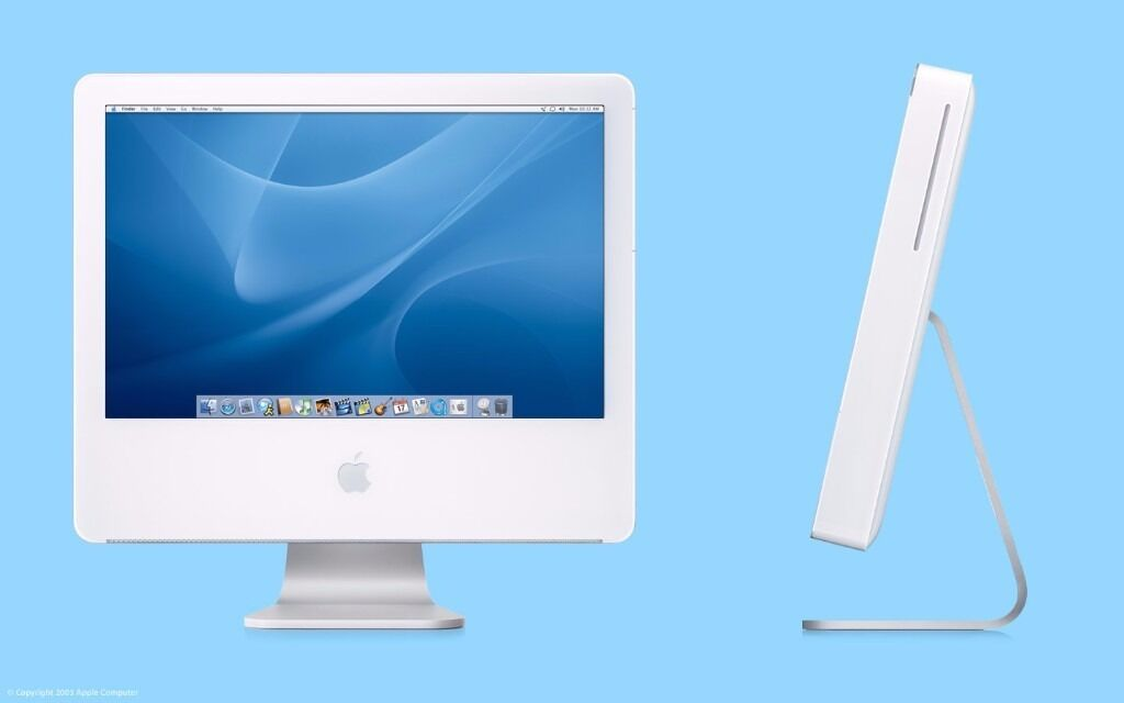 iMac G5 Desktop Computerin Hadleigh, SuffolkGumtree - iMac G5, currently running IOS 10.5.8. Purchased to repair another iMac but was the wrong model. Works perfectly fine, has a wireless card installed and optional bluetooth USB. Will sell with either bluetooth keyboard or infa red wireless keyboard...