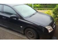 Vauxhall Vectra Estate 1.9td Black approx 145k No MOT 300ono