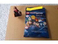 New Sealed James Potter Lego Harry Series 2 CMF Minifig Minifigure Custom Mini Figure 71028 Photo