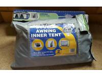 Awning Inner Tent (Double) *Brand New*