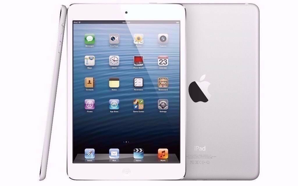 iPad Air Wi-Fi Cellular Unlocked 16gb Silver