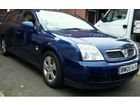 PRICED FOR A QUICK SALE VAUXHALL VECTRA 1.8 ESTATE