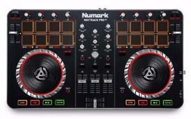 Numark Mixtrack Pro II All-In-One 2-Channel DJ Controller