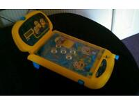 Minions electronic pinball table top game