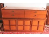 Nathan Classic buffet sideboard, model 1504